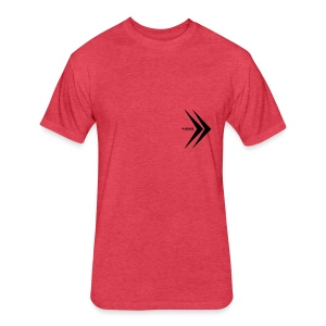 DDDR Official - Fitted Cotton/Poly T-Shirt by Next Level