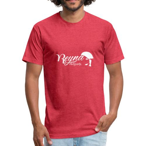 Reyna Dark Cloths with logo - Fitted Cotton/Poly T-Shirt by Next Level