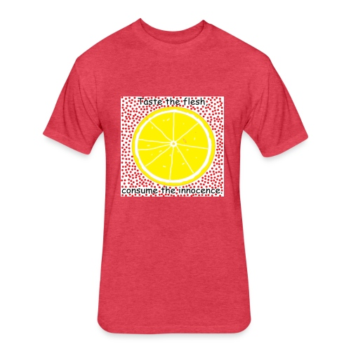 Spiritual guide - Fitted Cotton/Poly T-Shirt by Next Level