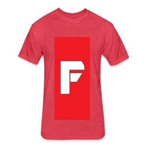 FreerunnerZ - Fitted Cotton/Poly T-Shirt by Next Level