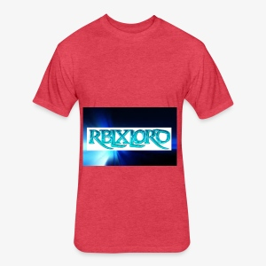 RBLXLord - Fitted Cotton/Poly T-Shirt by Next Level