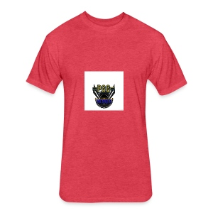 mystic_member_avatar - Fitted Cotton/Poly T-Shirt by Next Level