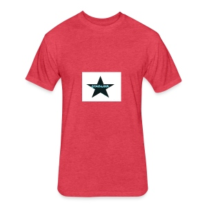 Star-Link product - Fitted Cotton/Poly T-Shirt by Next Level