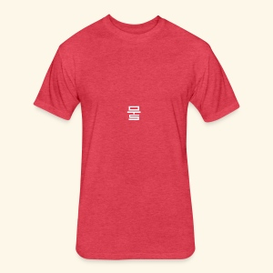 surge - Fitted Cotton/Poly T-Shirt by Next Level