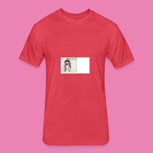 Boobs & Bangs Phone Case - Fitted Cotton/Poly T-Shirt by Next Level