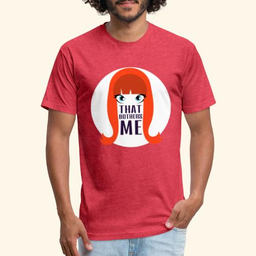 Coco TBM Graphic - Fitted Cotton/Poly T-Shirt by Next Level