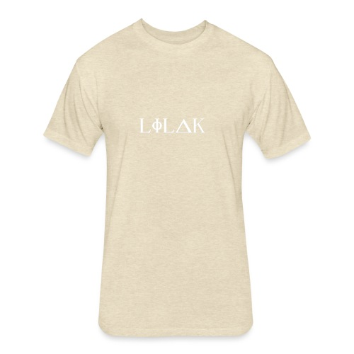Lilak x Prevail - Fitted Cotton/Poly T-Shirt by Next Level