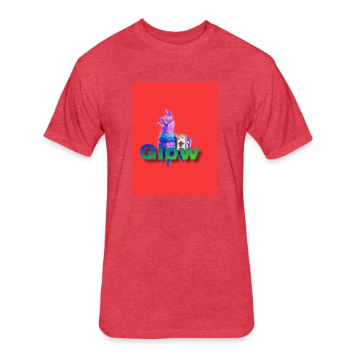 B7B56E82 FDAF 427B 8ACF 64E7CE20A9CB - Fitted Cotton/Poly T-Shirt by Next Level