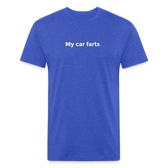 My car farts