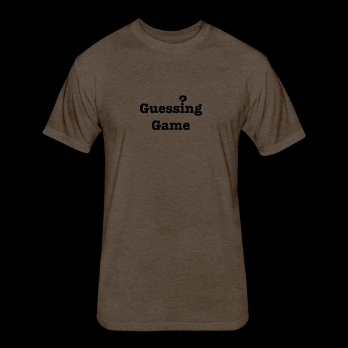Question - Fitted Cotton/Poly T-Shirt by Next Level