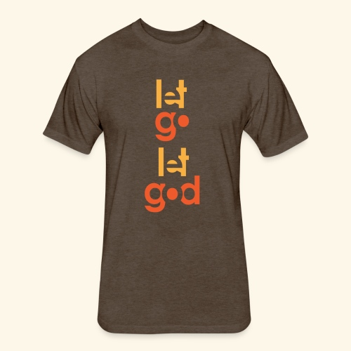 LGLG #11 - Fitted Cotton/Poly T-Shirt by Next Level