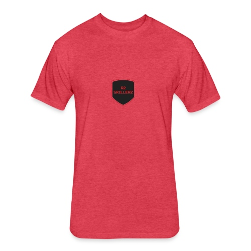 Design 3 - Fitted Cotton/Poly T-Shirt by Next Level