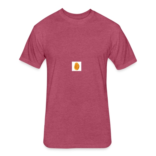 bubble nugget - Fitted Cotton/Poly T-Shirt by Next Level