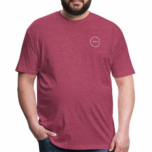 Ambievert - Fitted Cotton/Poly T-Shirt by Next Level