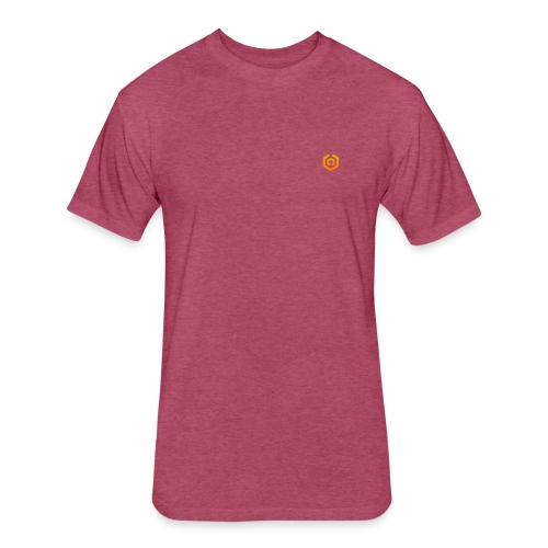 Rosenom - Fitted Cotton/Poly T-Shirt by Next Level