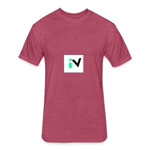 Isaac Velarde merch - Fitted Cotton/Poly T-Shirt by Next Level