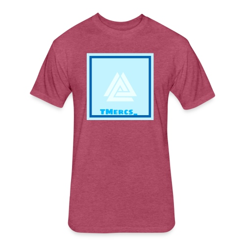 TMercs_ Merchandise - Fitted Cotton/Poly T-Shirt by Next Level