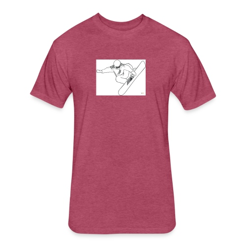 coloring pages online to color print disney pdf wi - Fitted Cotton/Poly T-Shirt by Next Level