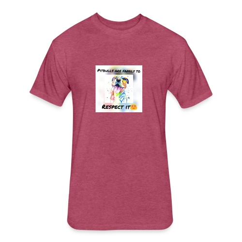 FB IMG 1534101675764 - Fitted Cotton/Poly T-Shirt by Next Level