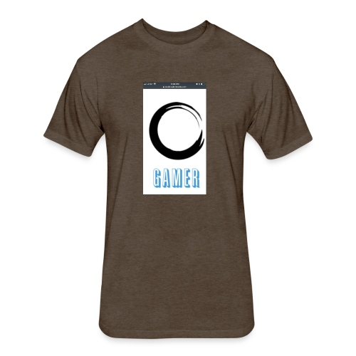 Caedens merch store - Fitted Cotton/Poly T-Shirt by Next Level