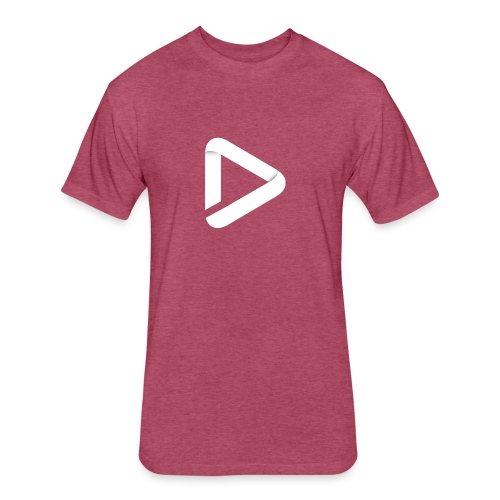 Destiny Natin logo - Fitted Cotton/Poly T-Shirt by Next Level