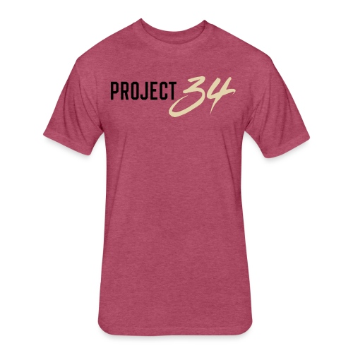 Diamondbacks_Project 34 - Fitted Cotton/Poly T-Shirt by Next Level