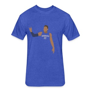 Blake Griffin - Fitted Cotton/Poly T-Shirt by Next Level