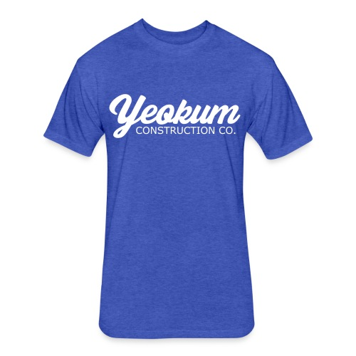 Yeokum3 - Fitted Cotton/Poly T-Shirt by Next Level