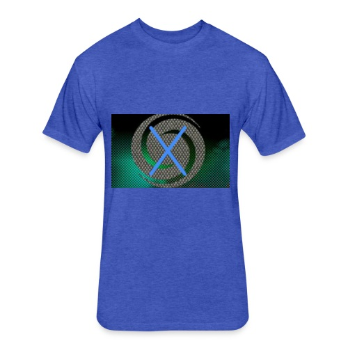 XxelitejxX gaming - Fitted Cotton/Poly T-Shirt by Next Level
