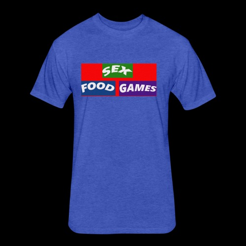 SFG - Fitted Cotton/Poly T-Shirt by Next Level