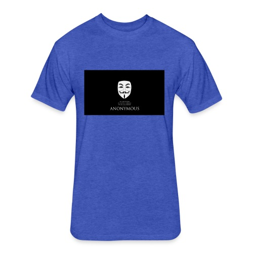 Pz4 Hacker Merch - Fitted Cotton/Poly T-Shirt by Next Level