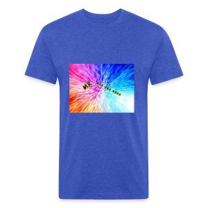 661B8A36 2767 4C67 BD2C 0D08A133C22D - Fitted Cotton/Poly T-Shirt by Next Level