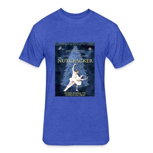 CBC Nutcracker Product - Fitted Cotton/Poly T-Shirt by Next Level