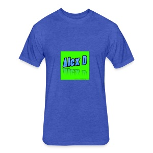 Alex D Doz Comedy Merchandise! - Fitted Cotton/Poly T-Shirt by Next Level