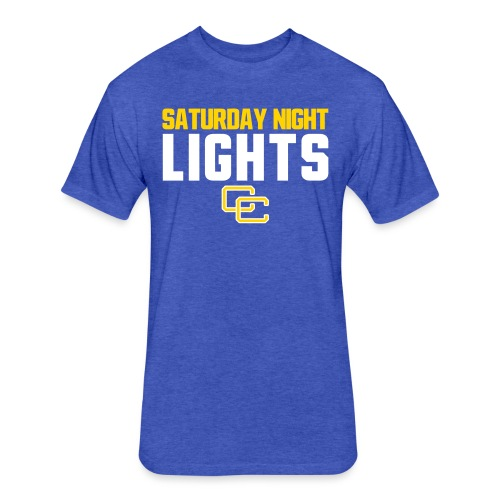 SNL - Fitted Cotton/Poly T-Shirt by Next Level