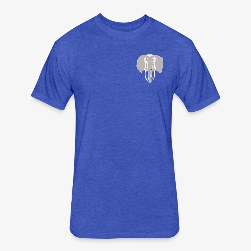 twoodz90 - Fitted Cotton/Poly T-Shirt by Next Level