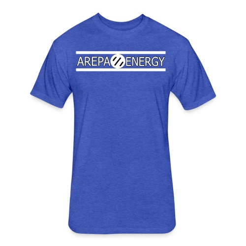 AREPA ENGERGY 1 - Fitted Cotton/Poly T-Shirt by Next Level