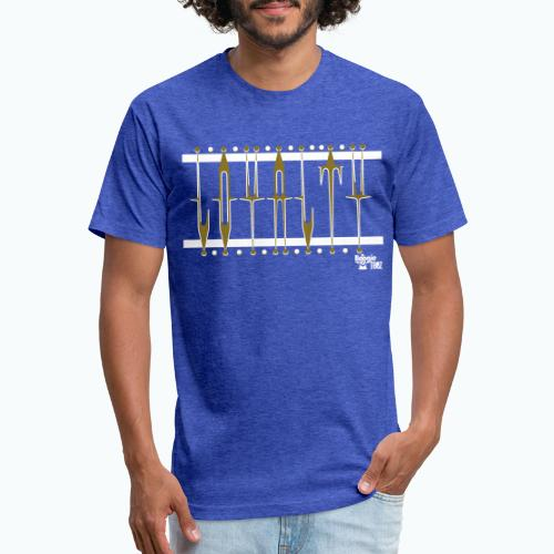 Loyalty - Fitted Cotton/Poly T-Shirt by Next Level