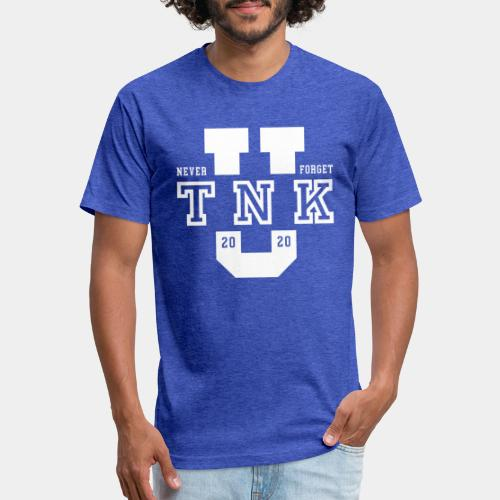thank you doctor doc 2020 - Fitted Cotton/Poly T-Shirt by Next Level