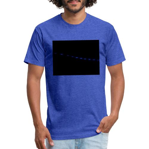 15946619593115088988333560097649 - Fitted Cotton/Poly T-Shirt by Next Level