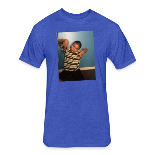 TheGamer1Goshop - Fitted Cotton/Poly T-Shirt by Next Level