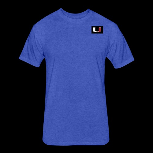 union - Fitted Cotton/Poly T-Shirt by Next Level