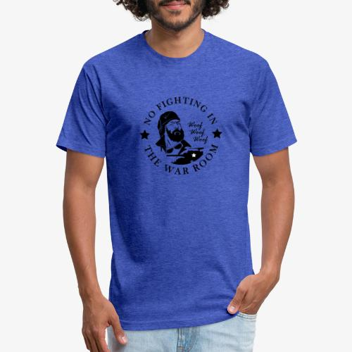Oddball - Motto - Fitted Cotton/Poly T-Shirt by Next Level