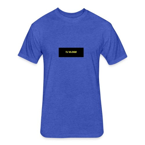 41C429AF C06B 491B 9AFD 9D0463B338E0 - Fitted Cotton/Poly T-Shirt by Next Level