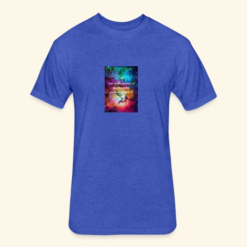 Greatest Version - Fitted Cotton/Poly T-Shirt by Next Level