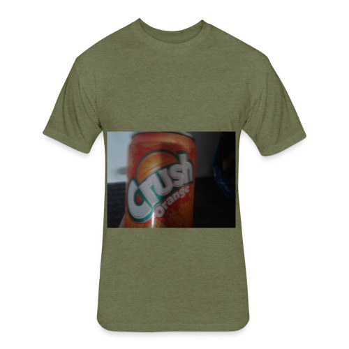 Soda! - Fitted Cotton/Poly T-Shirt by Next Level