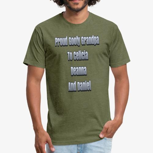 1528185765 picsay - Fitted Cotton/Poly T-Shirt by Next Level