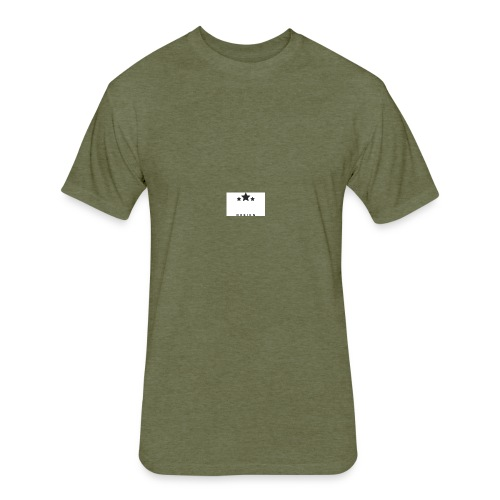 te le chargement - Fitted Cotton/Poly T-Shirt by Next Level