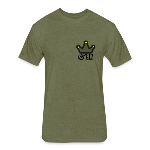 GatorWear - Fitted Cotton/Poly T-Shirt by Next Level