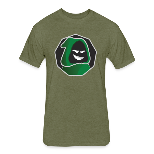 ThatDisciple Logo 2 - Fitted Cotton/Poly T-Shirt by Next Level